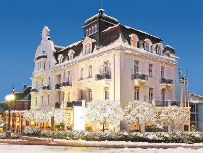Bad Wildungen Gobels Hotel Quellenhof  Sterren