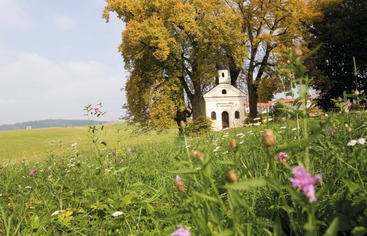 Kapelle in Bad Griesbach © Tourismusverband Ostbayern e.V./Rathay, Thomas