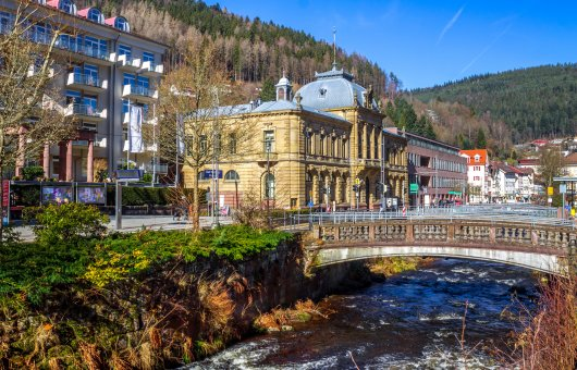 Bad Wildbad © Sina Ettmer-stock.adobe.com