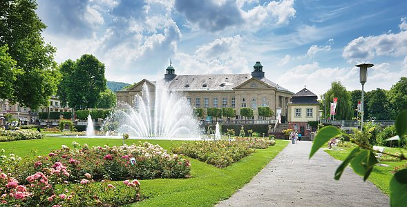 © Bayerisches Staatsbad Bad Kissingen GmbH