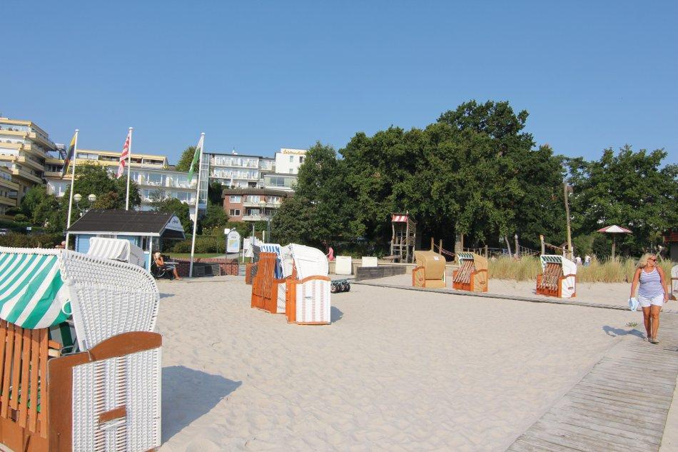 R U F Touristik Ostseebad Gromitz